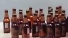 Man Attempts to Sneak 24 Beers into Soccer Stadium
