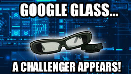 Google Glass gets competition from Sony SmartEyeGlass