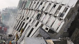 Taiwan Earthquake: Collapsed Building Had Tin Cans in Walls