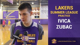 Ivica Zubac On Basketball In Croatia: