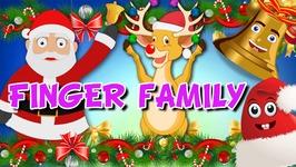 Finger Family Christmas Collection  Jingle Bells Finger Family  And More Finger Family Songs!