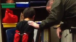 ADHD Kids Handcuffed By School Sheriff For Discipline