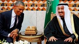 Obama Hosts Saudi King To Talk Iran Deal, Syria And Yemen