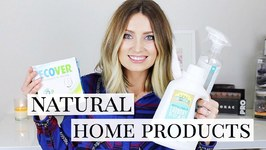 My Top Natural Home Products