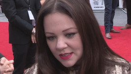 Melissa McCarthy On Female Lead Role - It Is About Time