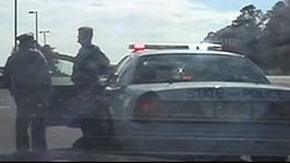 State Trooper's DWI Stop Caught on Dash Cam Video