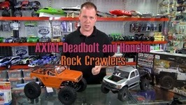Axial Deadbolt and Honcho Trail Truck Quick Look