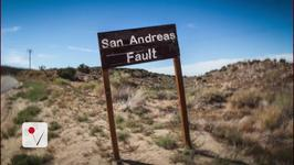 Huge Movement Detected Near San Andreas Fault