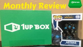 1UP Box Opening! First time ever on Bryan's Toy Haven!