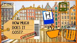 How much does it cost Amsterdam