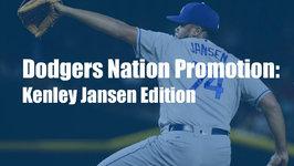 Dodgers Nation Promotion: Kenley Jansen Edition