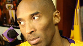 Lakers Vs. Suns: Kobe Bryant's Message,