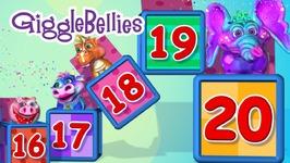 20 GiggleBellies - 10 Little Indians