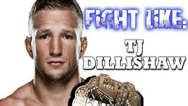 How To Fight Like TJ Dillashaw - 3 Signature Moves