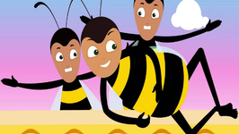 Bonnie Bee Nursery Rhyme With Karaoke