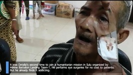 Eye doc finds priceless his medical missions to strife-torn Sulu