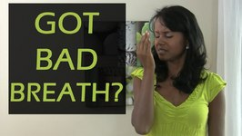 Home Remedies For Bad Breath (Halitosis Cure)