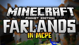 Farlands In MCPE- Visiting The Farlands Tutorial - Minecraft PE- Pocket  Edition