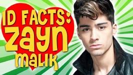 Zayn Malik Facts