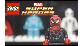 LEGO Marvel Super Heroes The Video Game Superior Spiderman Custom Review