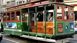 San Francisco's Cable Cars -in HD