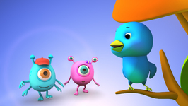 I Love Birds  Children Learning Songs and Original Songs for Kids