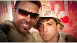 OUT OF IRAQ -  The Forbidden Love Story of Two Iraqi Soldiers