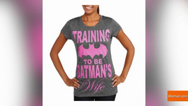 DC Comics Takes Heat For Sexist Superhero Shirts