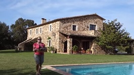 Spanish Villa Tour - Slow Travel In The Spain Countryside