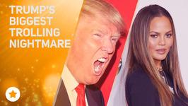 Chrissy Teigen's Latest Trump Burn Is Next Level