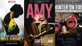 2015 Oscar Nominees for Best Documentaries - Directors Roundtable