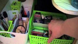 Organizing a Small Bathroom on a Budget
