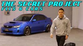 Garage Big Enough for 6 Subarus - The Secret Project SmurfinWRX