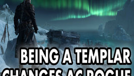 Assassin's Creed Rogue changes when you become a Templar