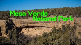 The Mesa Verde National Park Cliff Dwellings