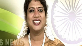 Indias First Transgender News Anchor, Padmini Prakash