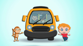 Wheels on the Bus  Children's Popular Nursery Rhyme