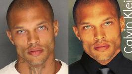 Handsome Convict Gets Hollywood Talent Agent After Viral Mugshot