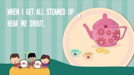 I'm a Little Teapot Song With Lyrics for Kids - Nursery Rhymes for Children