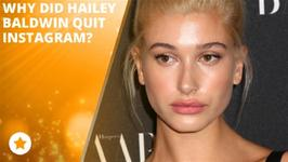 Hailey Baldwin Keeps Her Promise And Quits Instagram