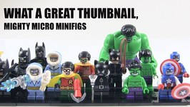 Lego Mighty Micro And Beyond Minifigures Collection