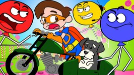 Super Drew Saves the Candy Forest - A Stupendous Drew Pendous Superhero Story by Samhita Anupinoi