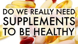 Do (Vegans) have to take Supplements - Everyday Detox