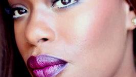 Super Beat Fall Makeup Transformation