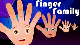 Finger Family Hand Family  Finger Family Songs  Funny Finger Family