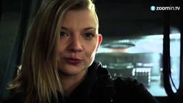 Hunger Games Natalie Dormer Never Read Game of Thrones