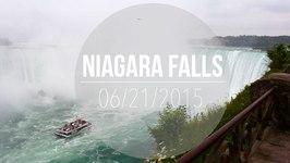 My Day At Niagara Falls