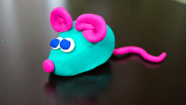 Play-Doh Mouse