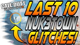 FINAL 10 WORKING NUK3TOWN GLITCHES - Out of Maps, Secret Rooms (BO3 Glitches/Secrets)