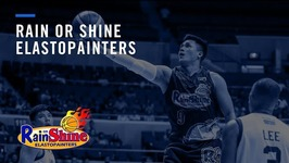 PBA Season 43: Rain or Shine Elastopainters